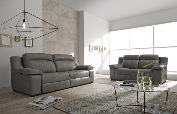 Trivietės sofos