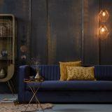 Aksominė-sofa-baldai-namams