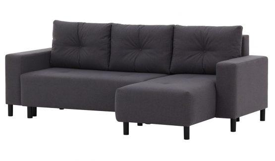 juoda-sofa-lova-minkštas-kampas-baldai-namams