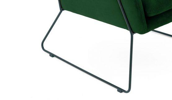 OLO-fotelis-foteliai-plieninis-rėmas