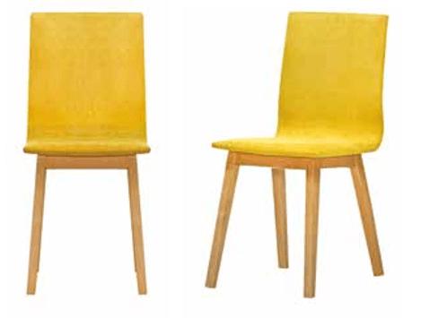 geltona-valgomojo-kėdė-valgomajam-monoidėja