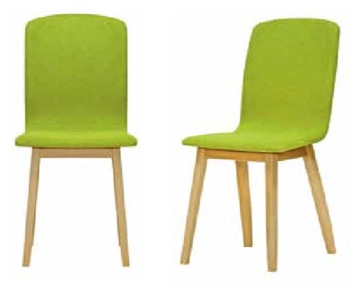 žalia-gerai-valoma-kėdė