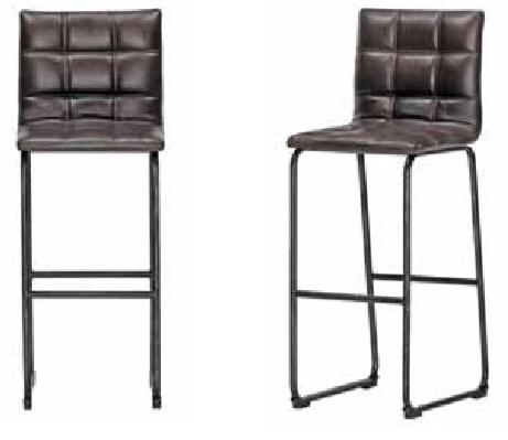 monoidėja-baldai-odinė-baro-kėdė