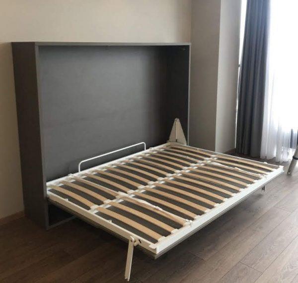 divguļamā gulta-skapis-gultas-skapis-monoidėja
