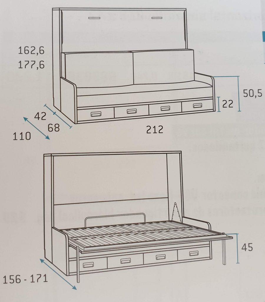 Lova-spintoje-sofa-lova-sieninė
