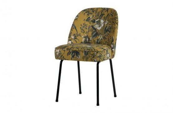 kėdės-valgomojo-gėlėtos