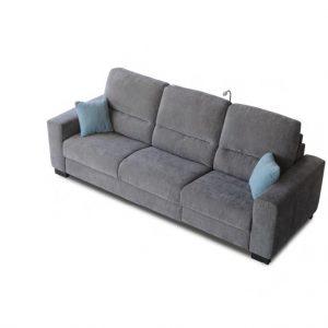 sofa lova su reglaineriu relax mecanizmu itališki baldai namams Monoidėja