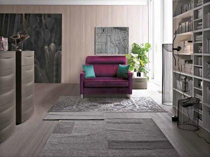 Fotelis lova itališki Moduliniai baldai namams