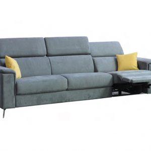 Sofa lova su elektriniu reglaineriu baldai namams sofos lovos monoidėja