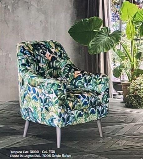 Fotelis Maiorca itališki baldai namams foteliai monoidėja minkšti baldai