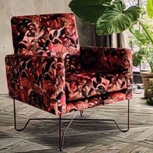 klasikinio stiliaus fotelis minkšti baldai namams Monoidėja
