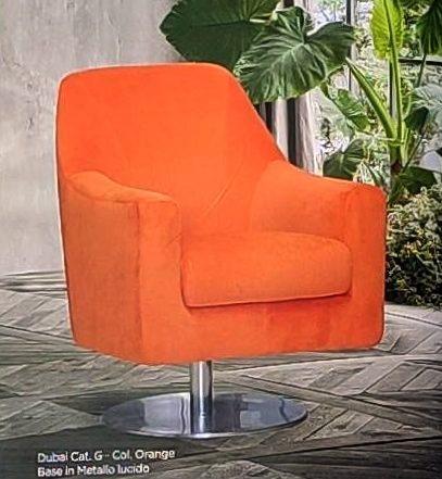 Modernus fotelis, foteliai, minkšti itališki baldai namams monoidėja